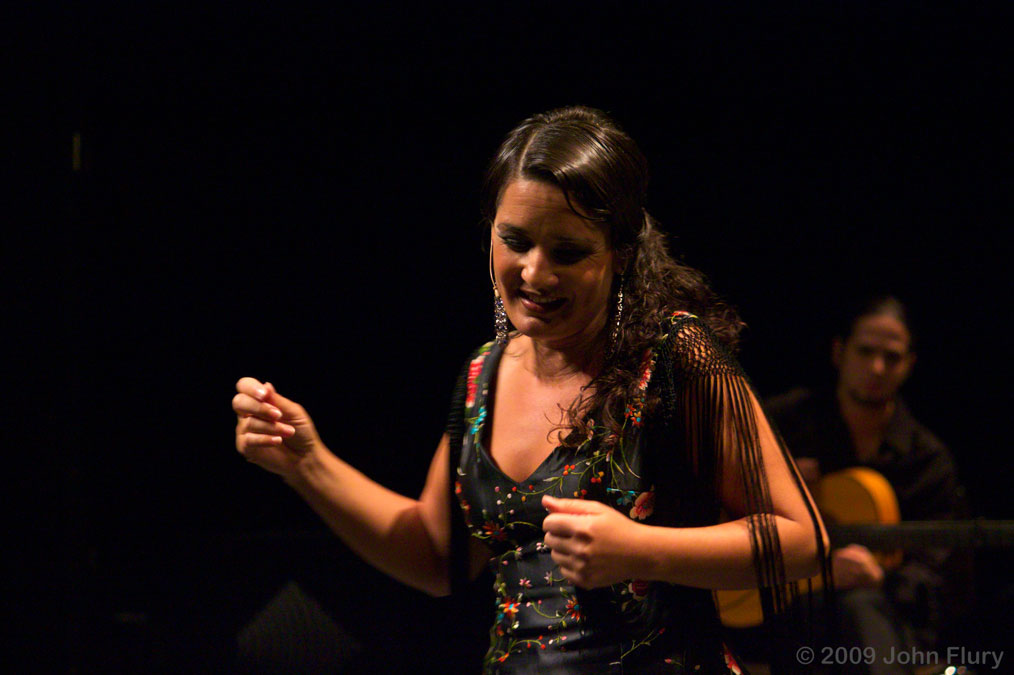 Cantaora Flamenco Alba Guerrero