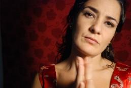 Alba Guerrero retratos