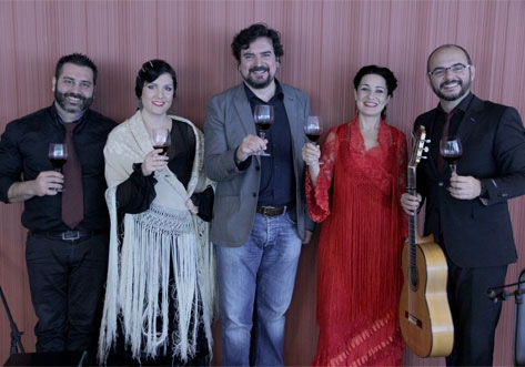 Maridarte, Flamenco & Wine Pairing